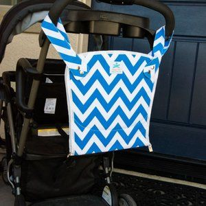 Baby Diaper Changing Pad for Stroller NEW in Blue